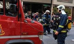 Γυναίκα με μωρό έπεσαν από τον 5ο όροφο πολυκατοικίας στον Νέο Κόσμο