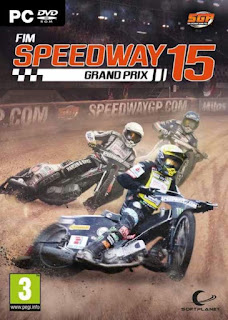FIM Speedway Grand Prix 15 PC Game Free Download