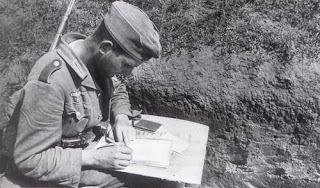 Write a letter to a soldier 2014