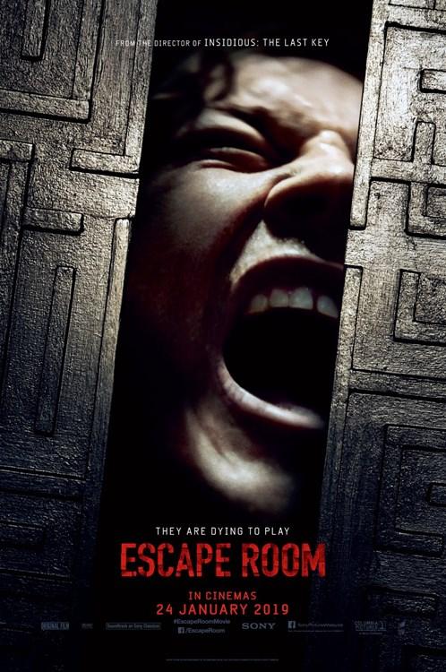 Review Filem Escape Room