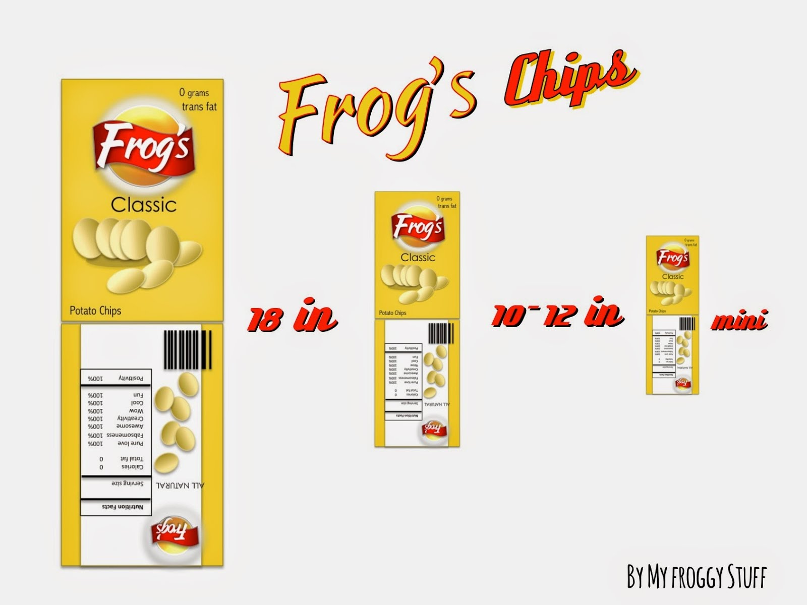 My Froggy Stuff Printing Printables Has Changed