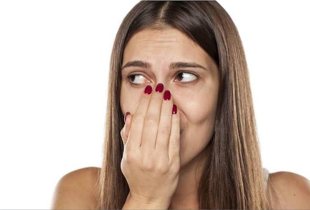 cara menghilangkan bau mulut dengan jeruk nipis