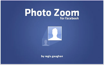 1 - Photo Zoom for Facebook - 自動放大FB上的相片!