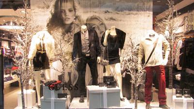 Midtown Plaza S Fashion Forum Winter Sparkle