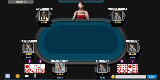 Permainan Judi Online Domino