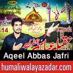 http://www.humaliwalayazadar.com/2017/09/aqeel-abbas-jafri-nohay-2018.html