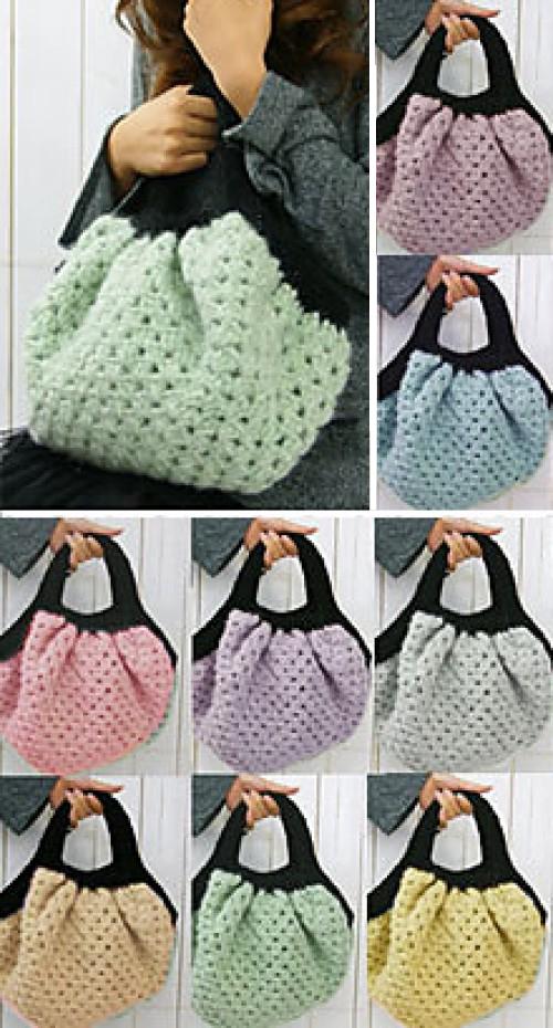 Granew Bag - Free Pattern