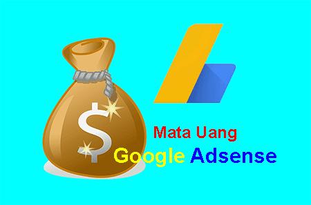 Cara Merubah Mata Uang di Google Adsense