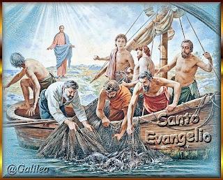 Resultado de imagen para Juan 21,1-14