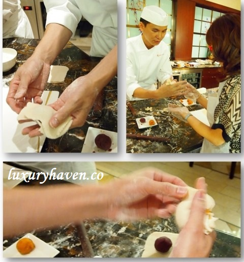 rws flaky crust mooncake making workshop