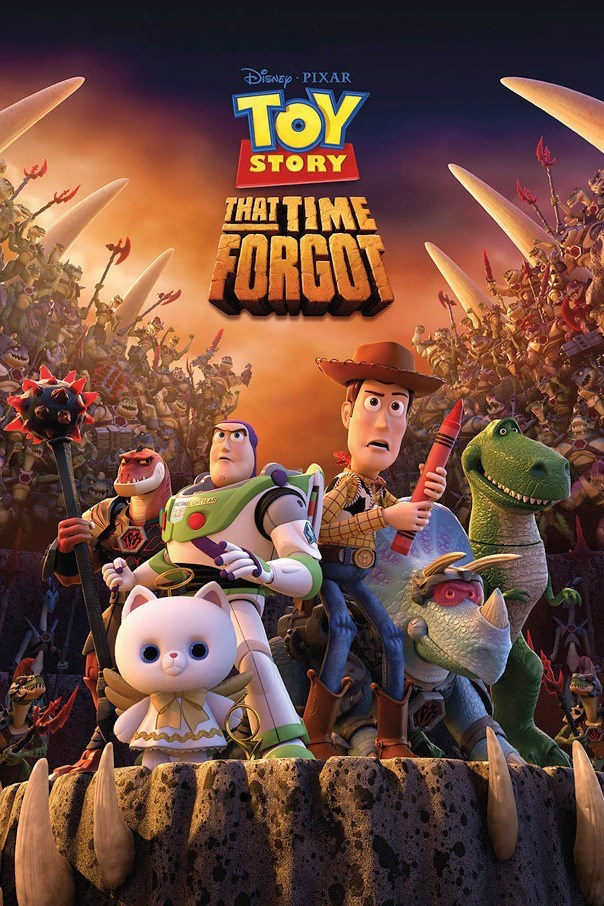 Toy Story That Time Forgot 2014 - Full (HD)