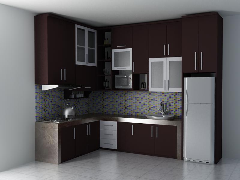 Desain Kitchen Set Simple Dan Minimalis Jakarta Gerobak Error 404