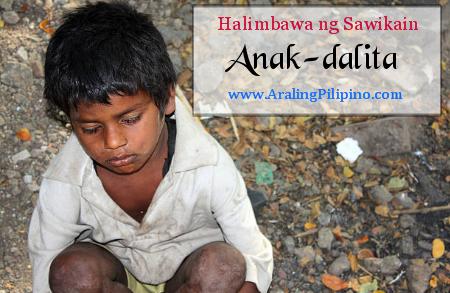 anak-dalita sawikain