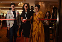 Sania Mirza inaugurates The Label Bazaar  0014.jpg