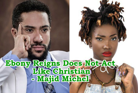 majid michel ebony reigns christian