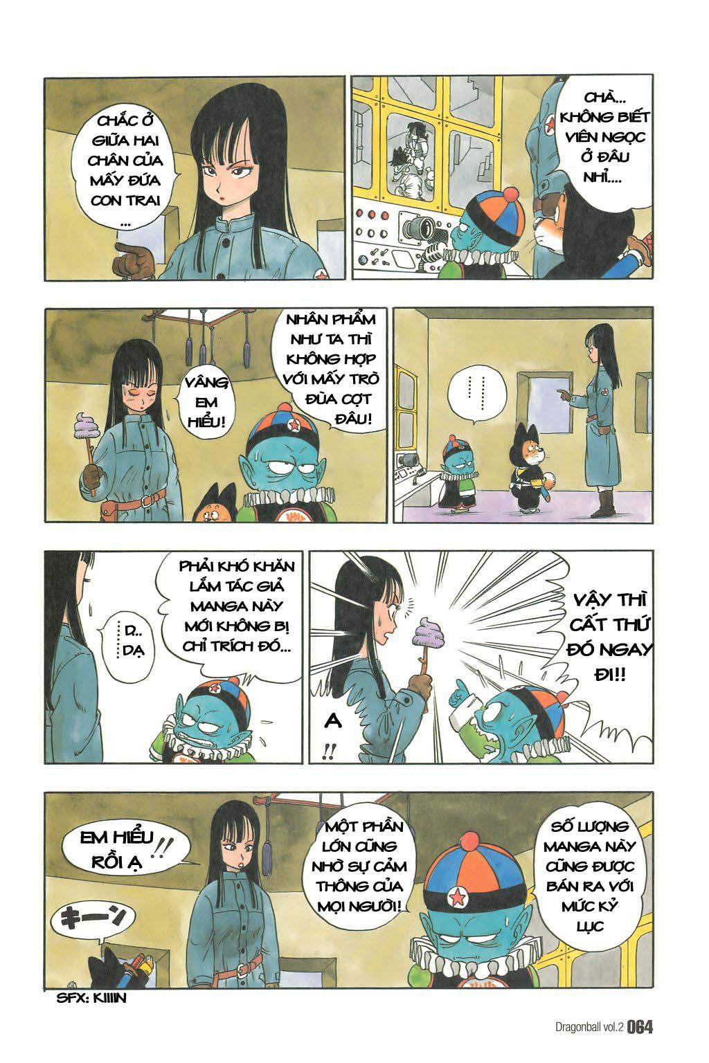 Dragon Ball chap 19 trang 3