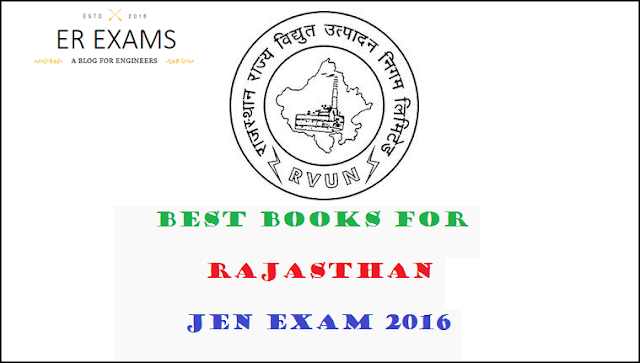 Best Books For Rajasthan Jen Exam 2016