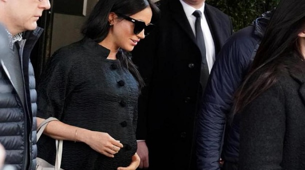 ميغان ماركل تنفق 1.5 مليون دولار على حملها وولادة طفلها