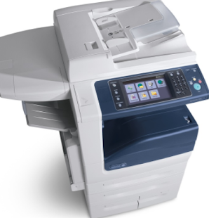 Xerox WorkCentre 7545 Pilote Imprimante Pour Windows et Mac