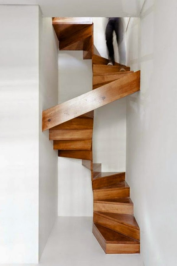 Functional Space Saving Stairs 15 Styles And Ideas Top