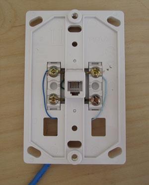 different kinds of phone jacks home wiring. Black Bedroom Furniture Sets. Home Design Ideas