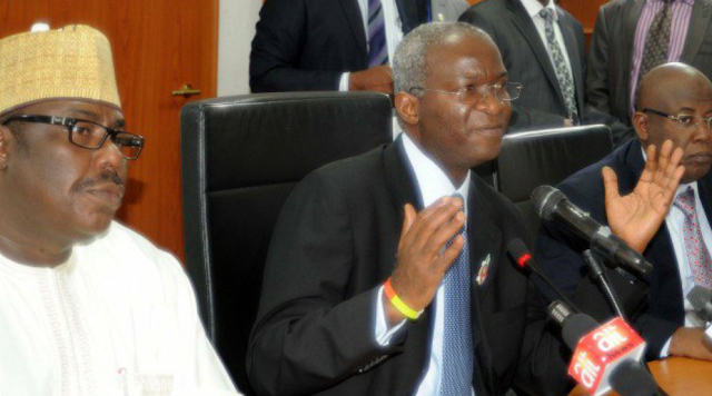 FG to re-introduce Toll at Federal roads - Fashola