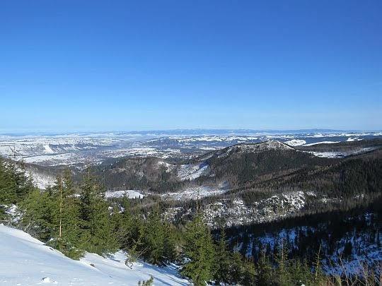 Dolina Olczyska i Kopieńce.