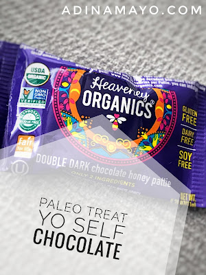 Heavenly Organics Paleo Chocolate