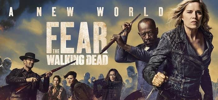 Fear The Walking Dead Temporada 4 Latino