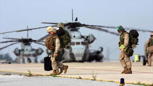 EEUU y Japón revisan pacto sobre bases militares norteamericanas