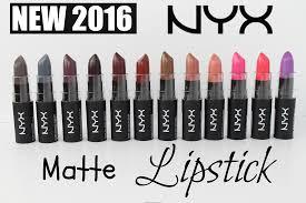 Dengan Nyx Lipstick, Bibir Anda Tampak Lebih Indah