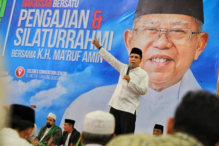 Danny Ajak Pendukung KOKO Menangkan Jokowi di Makassar, Ini kata Netizen