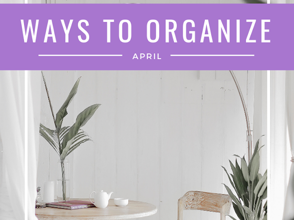 Ways to Organize This Month