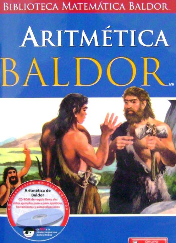 LIBRO DE ARITMETICA DE AURELIO BALDOR PDF