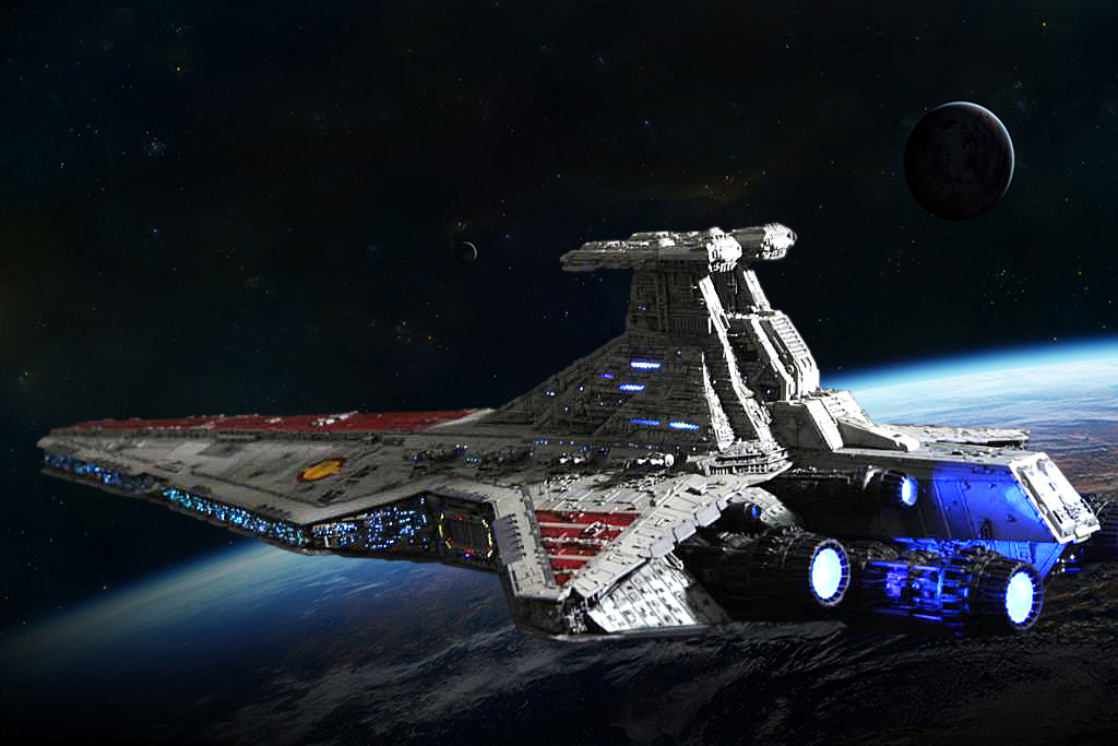 Diego Quijano Scaleworks: GUEST GALLERY: Venator-class ...