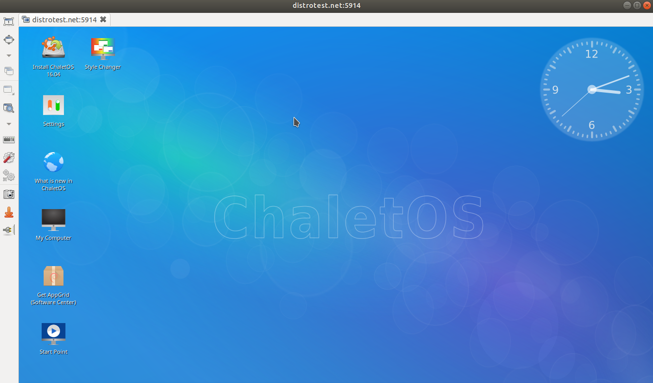 Mencoba Ratusan Distro Linux Secara Online di DistroTest net