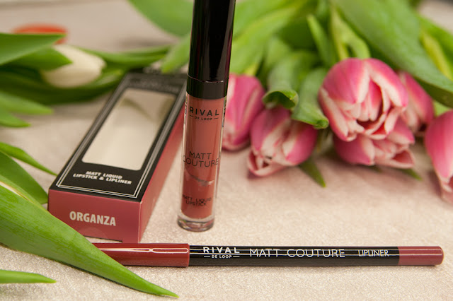 Rival de Loop - Matt Couture Lip Kits - 2018