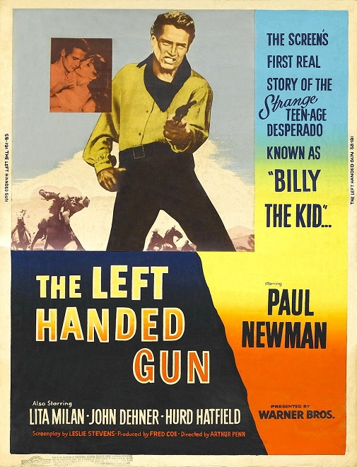 """The Left Handed Gun"" (1958)"