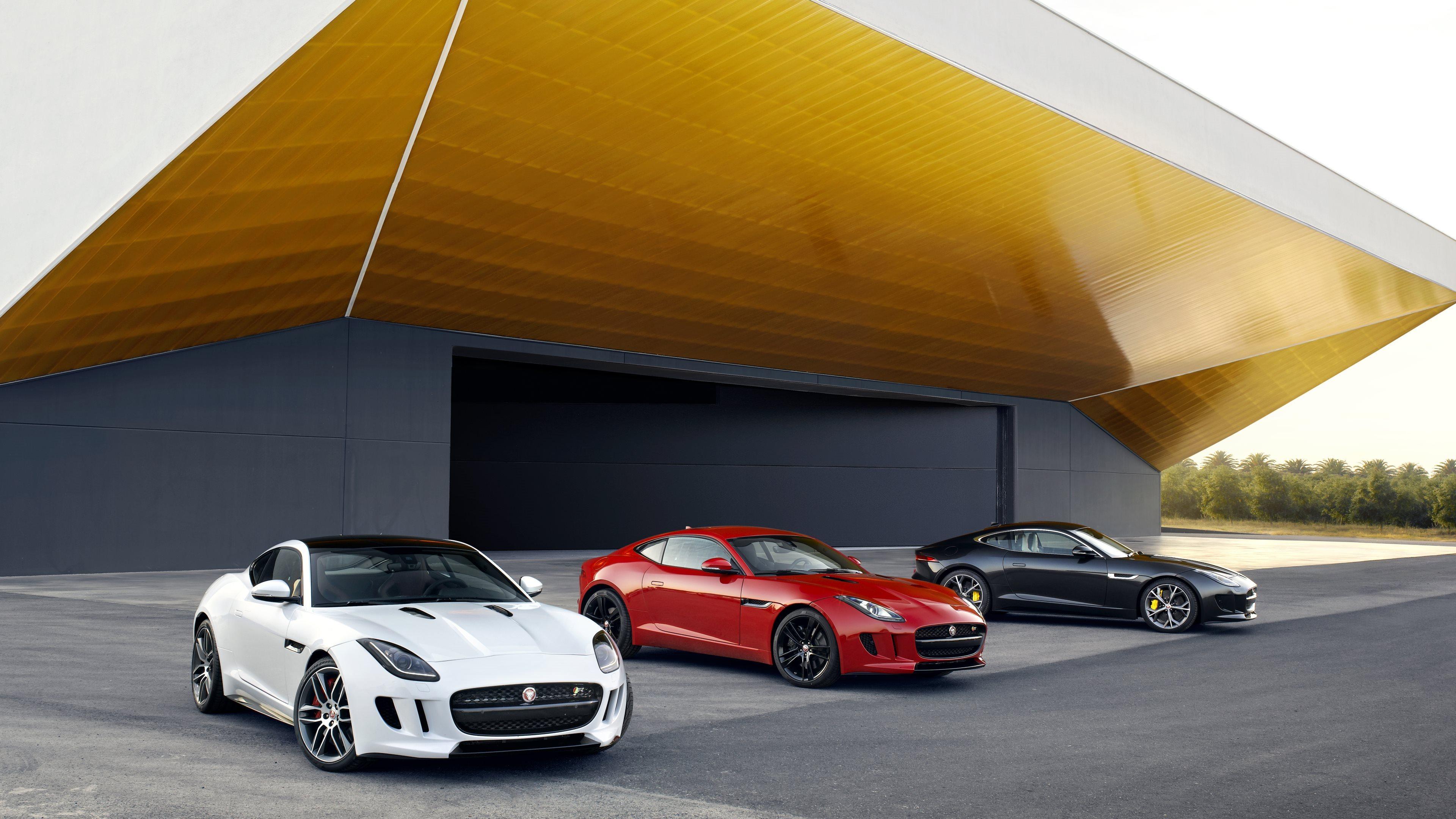 Jaguar F Type Hd Wallpapers