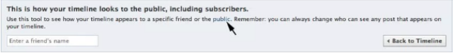 How Can I View My Facebook Profile as Public?