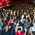 Aula de redação numa sala de cinema - Iniciativas que dão certo