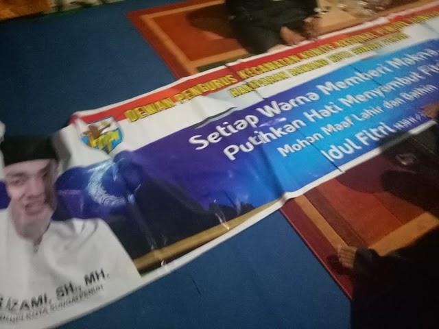 Sekretaris DPD KNPI Angkat Bicara Soal Spanduk Robek Salah Satu Desa Kecamatan Hamparan Rawang