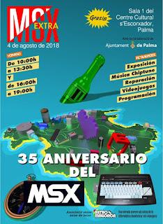 MSX EXTRA - RetroMallorca