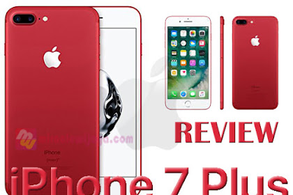 Review Apple Iphone 7 Plus Red