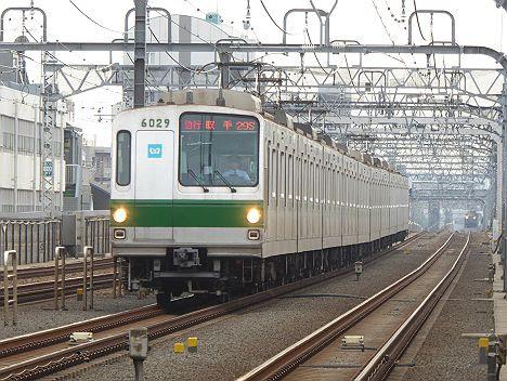 小田急電鉄 東京メトロ千代田線直通 急行 取手行き1 東京メトロ6000系