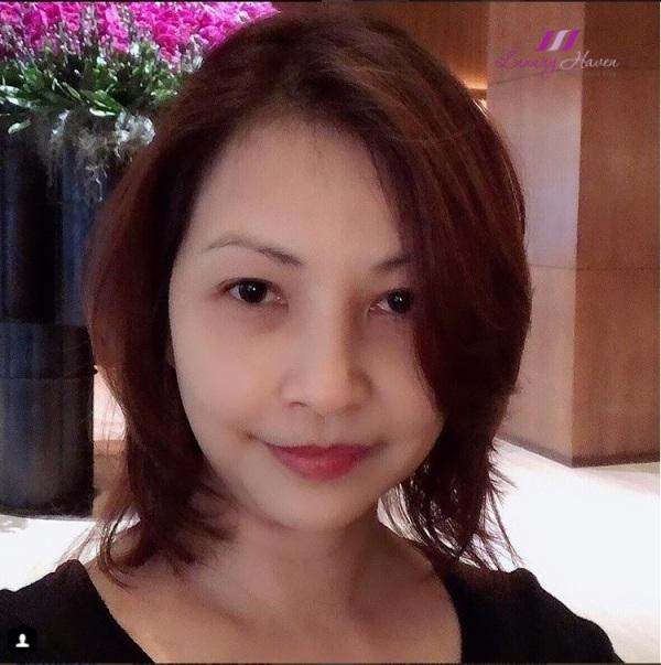 beauty blogger mosche hair salon eha skincare facial