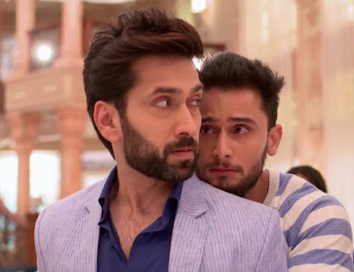 Ishqbaaz: OMG Totally Shocking Shivaay, Omkara &  Rudra part ways