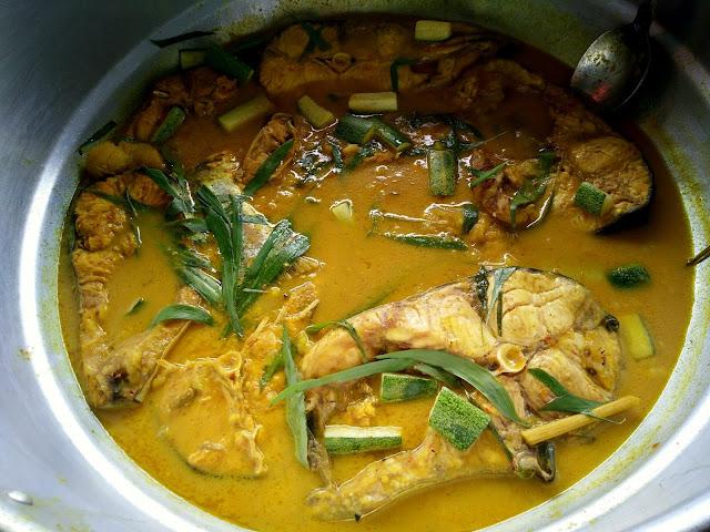 Kedai masak lemak cili padi sedap dan murah di Nilai, Lemak cili padi ikan patin Nilai sedap