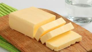 butter atau mentega