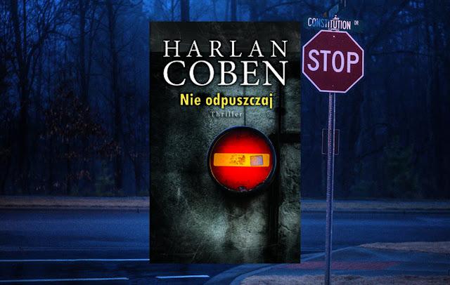 #357. Nie odpuszczaj - Harlan Coben